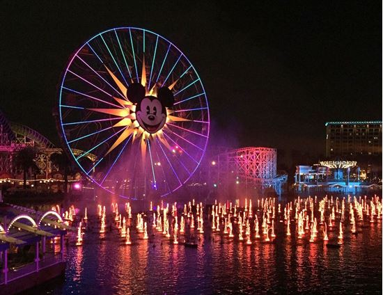 Picture of California Adventure Theme Park 1 Day Tour