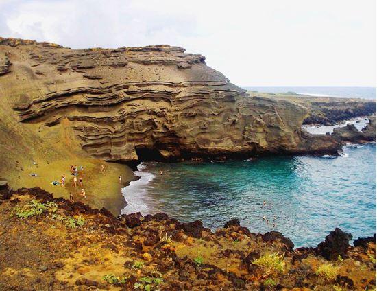 圖片 BIHK2EC 大島三色沙灘環島二日游