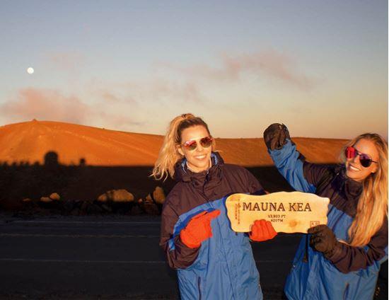 圖片 BHM2 大島莫納凱亞雪山登頂觀賞日落觀星及希洛火山國家公園二日遊