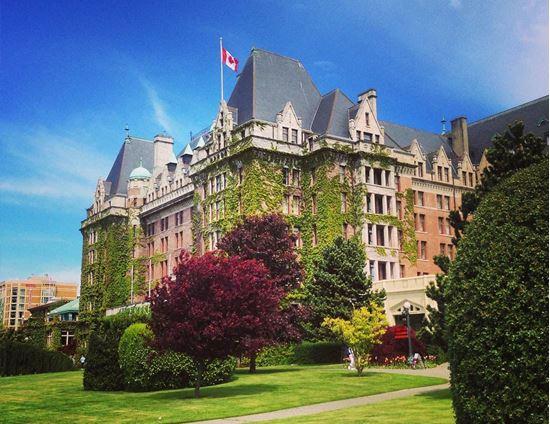 圖片 YVR 4 溫哥華、維多利亞 四日逍遙遊
