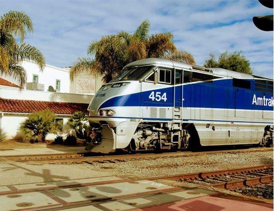 圖片 太平洋沿海火車、聖塔芭芭拉一日遊