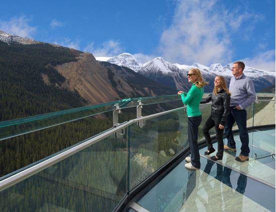 圖片 CRO 3 卡加利 - 班芙 - 洛磯山 - 露易絲湖 - 冰原 - 溫哥華 3 天遊