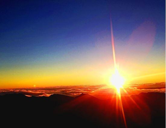 圖片 BHM1 夏威夷大島莫納凱亞登頂 - 日落